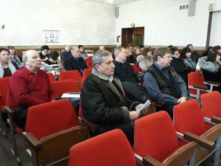 Результати роботи медичних закладів Кропивницького за 2017 рік підсумували на колегії управління