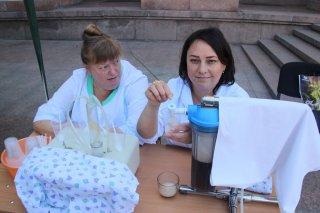 """У Кропивницькому вдруге до Дня медика організували """"Виїзну клініку"""""""