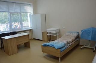 Сучасні відділення після реконструкції відкрили у двох лікувальних  закладах міста