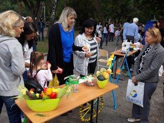 Понад півтисячі кропивничан відвідали «Міні-поліклініку на колесах» у День міста