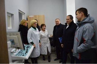 У Центральній міськлікарні відкрили оновлене рентгенологічне відділення