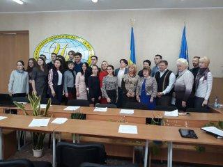 Лікарі кропивницьких медзакладів взяли часть у круглому столі, присвяченому медичній реформі в Україні