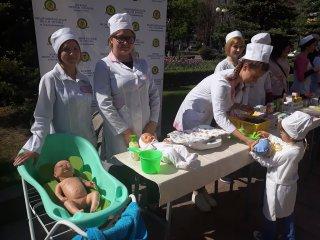 У «Мамин день» лікарі Кропивницького розповідали про здоров'я жінок