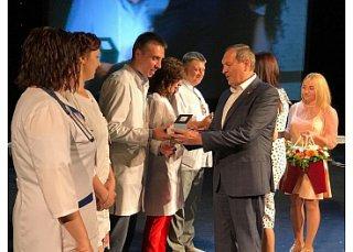 """""""Сімейним лікарем року"""" став лікар із КНП «Амбулаторія загальної практики – сімейної медицини»"""