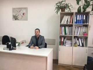 Юрист управління охорони здоров'я бере участь у конкурсі «Посадовець року» (ВІДЕО)