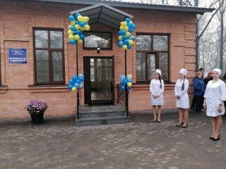 Центральна міська лікарня зустрічатиме пацієнтів у сучасному оновленому приймальному відділенні (ФОТО)