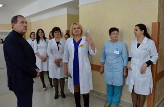 У жіночій консультації №1 по вулиці Генерала Жадова у Кропивницькому створені найкращі умови для пацієнток і лікарів