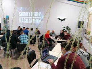 Корисний сервіс для кропивничан на основі даних про медичні послуги розробили учасники Smart Krop Hachaton