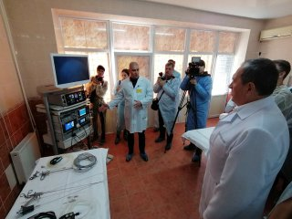 У лікарні швидкої меддопомоги Кропивницького поширені операції робитимуть з допомогою обладнання європейського рівня (ФОТО)