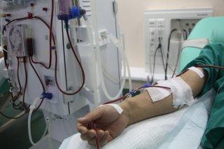 У період карантину хворі з нирковою недостатністю у Кропивницькому продовжують отримувати життєвонеобхідну гемодіалізну послугу