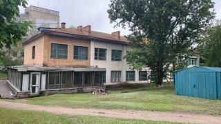 Активно тривають ремонтні роботи у кропивницькій лікарні швидкої медичної допомоги (ФОТО)