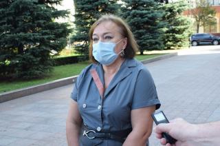 Лариса Кудрик: рівень захворюваності на COVID-19 у Кропивницькому стабільно невисокий