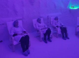 В одному з медзакладів Кропивницького запрацювала «Соляна кімната» (ФОТО)