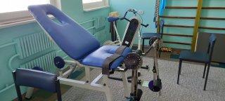 Поліклінічне об'єднання Кропивницького придбало нове обладнання для реабілітації пацієнтів (ФОТО)