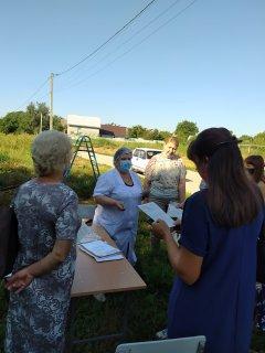 Більше 200 кропивничан отримали антиковідну вакцину в облаштованих під пункти щеплень автобусах (ФОТО)