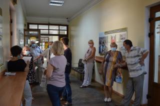 У приміщенні Кропивницької міської ради запрацює Центр вакцинації від COVID-19